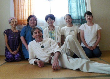 SHIMA/Mie:The second Meditation & Healing Group is over