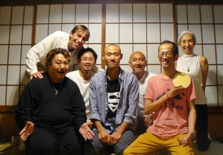 KAMAKURA: The first 'perfect Balance' men's group in Japan